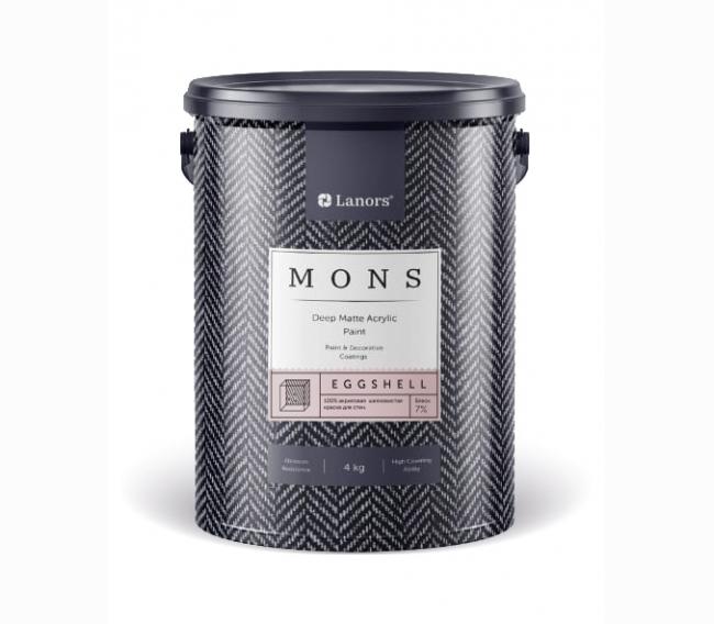 Краска Lanors Mons Eggshell