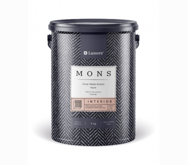 Краска Lanors Mons Interior