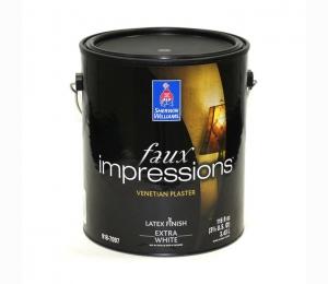 Интерьерная краска Sherwin Williams Faux Impressions Venetian Plaster