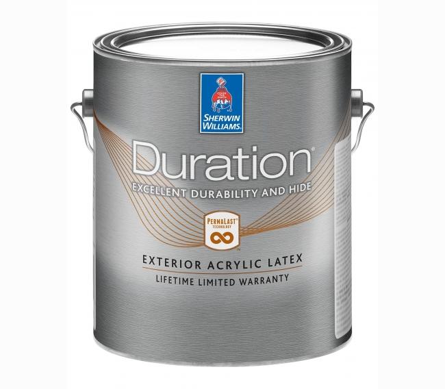 Покрытие Sherwin Williams Duration Exterior Acrylic Latex