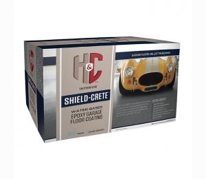 Эпоксидное покрытие Sherwin Williams H&C Shield-Crete Epoxy Concrete Garage Floor Coating