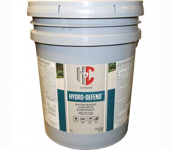 Акриловое покрытие Sherwin Williams H&C HYDRO-DEFEND Concrete & Masonry Waterproofer Sealer