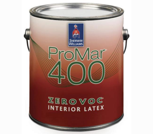 Интерьерная краска Sherwin Williams ProMar 400 flat