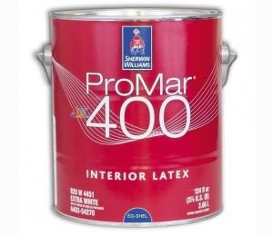 Интерьерная краска Sherwin Williams ProMar400 Eggshell (Яичная скорлупа)