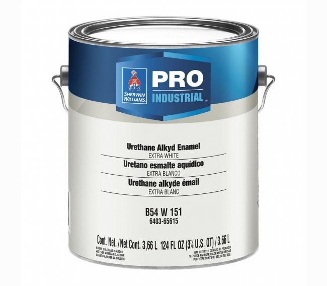 Полиуретановая антикоррозионная алкидная эмаль Sherwin Williams Pro Industrial Urethane Alkyd Enamel