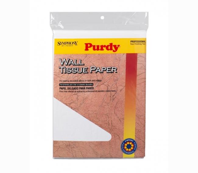 Папирусная бумага Sherwin Williams Symphony of Purdy Wall Tissue Paper