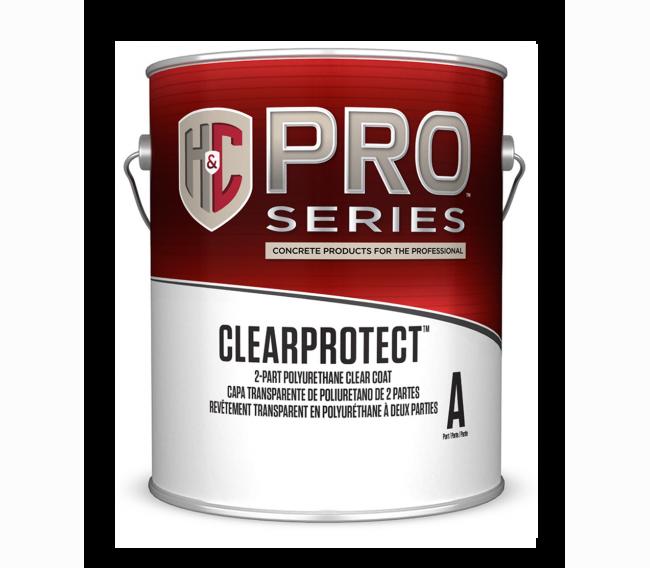 Полиуретановый лак Sherwin Williams H&C CLEARPROTECT WATER-BASED 2-PART