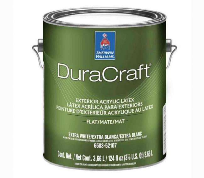 Фасадная краска Sherwin Williams DuraCraft Exterior Latex