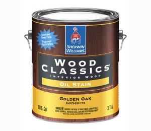 Полиуретановый лак Sherwin Williams Wood Classics Interior Oil Stain