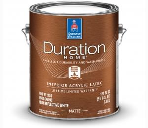 Интерьерная краска Sherwin Williams Duration Home Matte