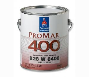 Интерьерная краска Sherwin Williams Promar 400 interior latex primer