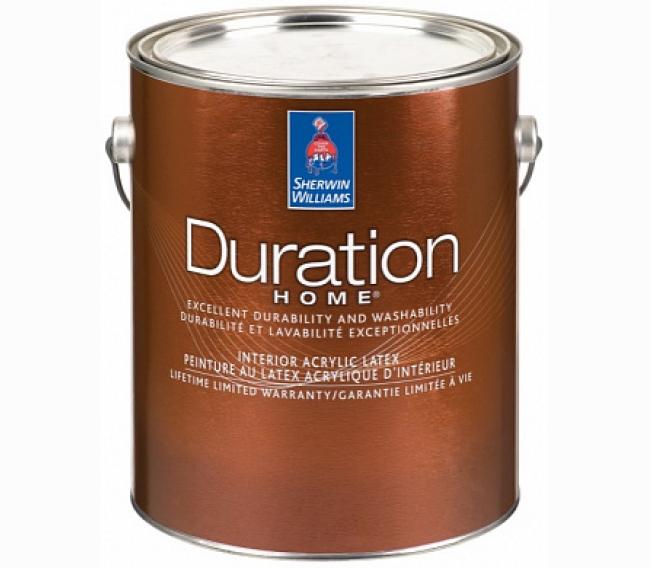 Интерьерная краска Sherwin Williams Duration Home Satin