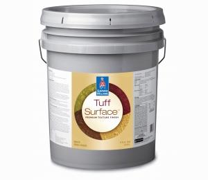 Интерьерная краска Sherwin Williams Tuff Surface Premium Texture Finish
