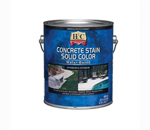 Акриловый лак Sherwin Williams H&C Concrete Stain Solid Color Water-Based