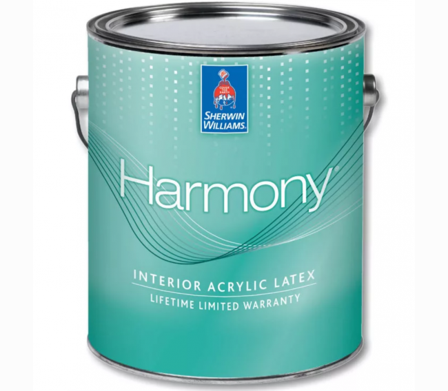 Интерьерная краска Sherwin Williams Harmony Interior Latex Flat