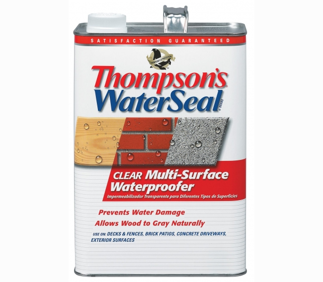 Масляная пропитка Sherwin Williams Thompsons WaterSeal Clear Multi-Surface Waterproofer
