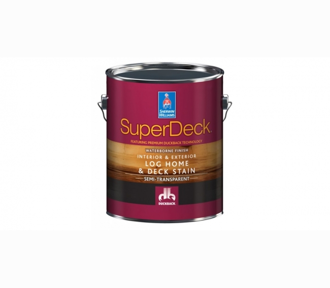 Пропитка Sherwin Williams SuperDeck Log Home & Deck Stain