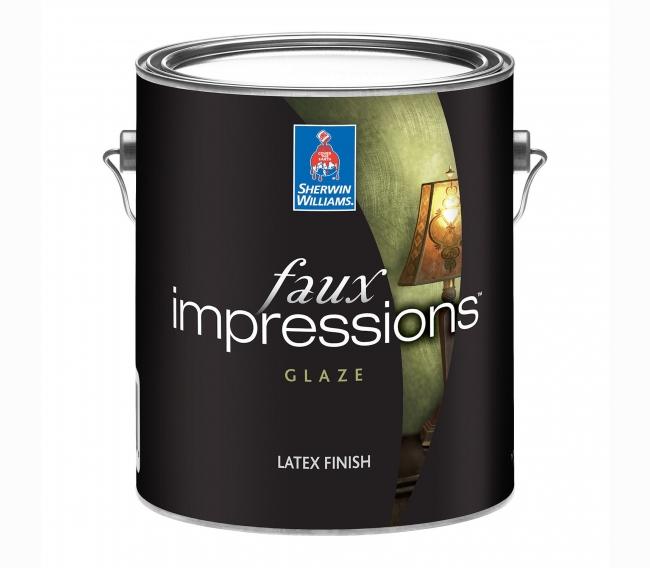 Интерьерная краска Sherwin Williams Faux Impressions Latex Glaze