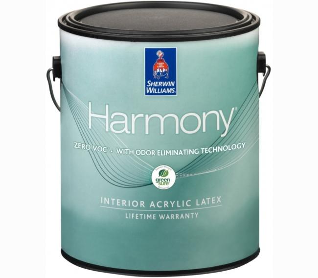 Интерьерная краска Sherwin Williams Harmony