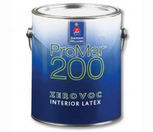 Интерьерная краска Sherwin Williams ProMar 200 Interior LatexEg-Shel