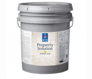 Интерьерная краска Sherwin Williams Property Solution Interior Latex Eg-Shel