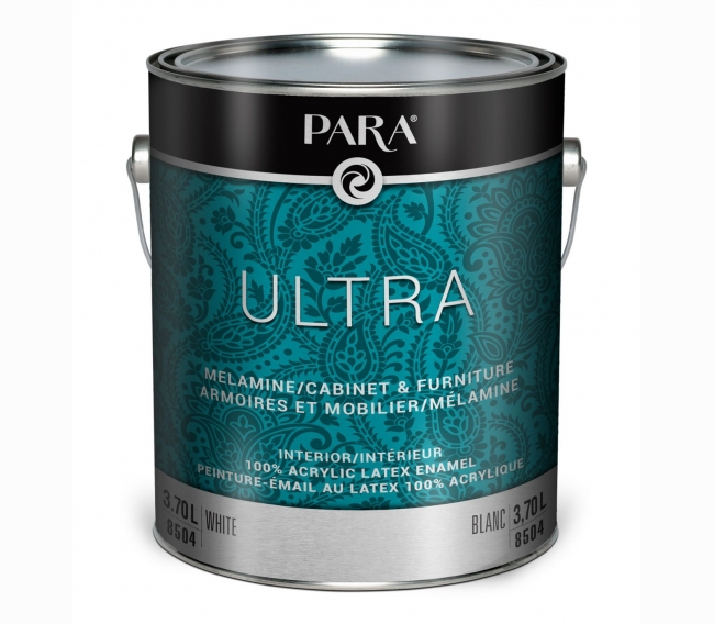 Интерьерная краска Sherwin Williams PARA Ultra Melamine / Cabinet Furniture