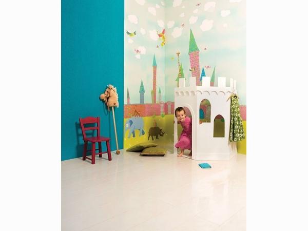 Панно для детской с замком Khroma Kidzzz Real Sample Castle DGKIZ23