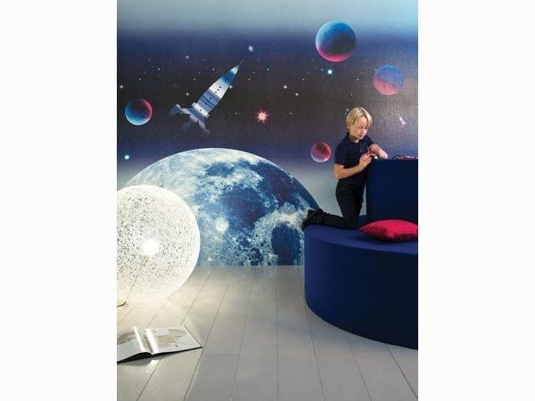 Панно с космической ракетой Khroma Kidzzz Real Sample Space DGKIZ62
