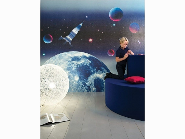 Панно для детской с планетами Khroma Kidzzz Real Sample Space DGKIZ61