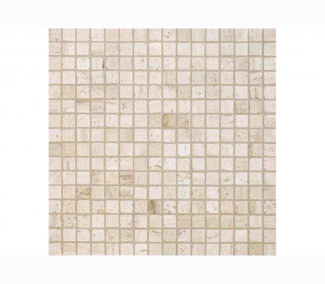 Каменная мозаика м TRAVERTINE CLASSIC TUM 15x15х4 мм