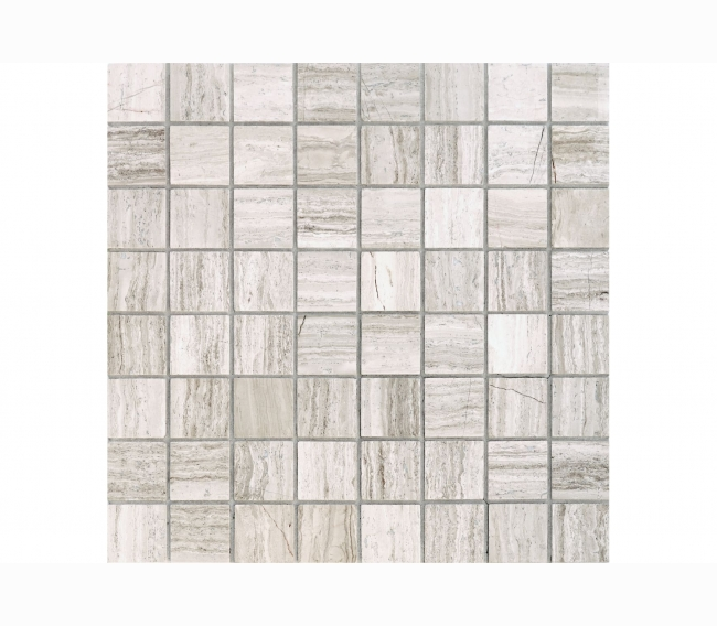 Каменная мозаика м WOOD VEIN POL 30x30х7 мм
