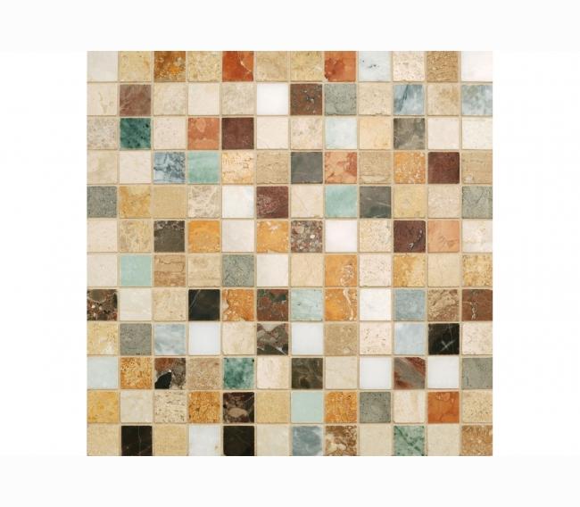 Каменная мозаика м MOSES 23,8х23,8х10 мм POL