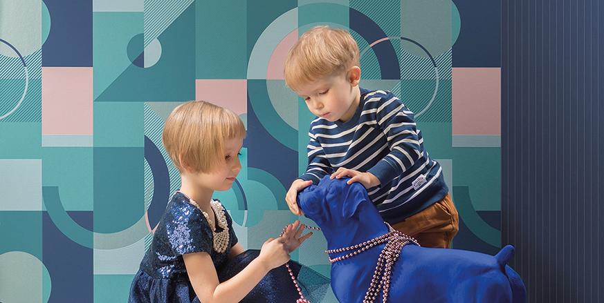 Детские обои Milassa Bon Voyage